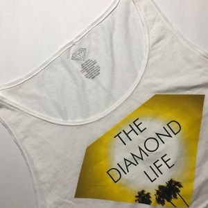 Diamond Supply Co. Cropped Tee